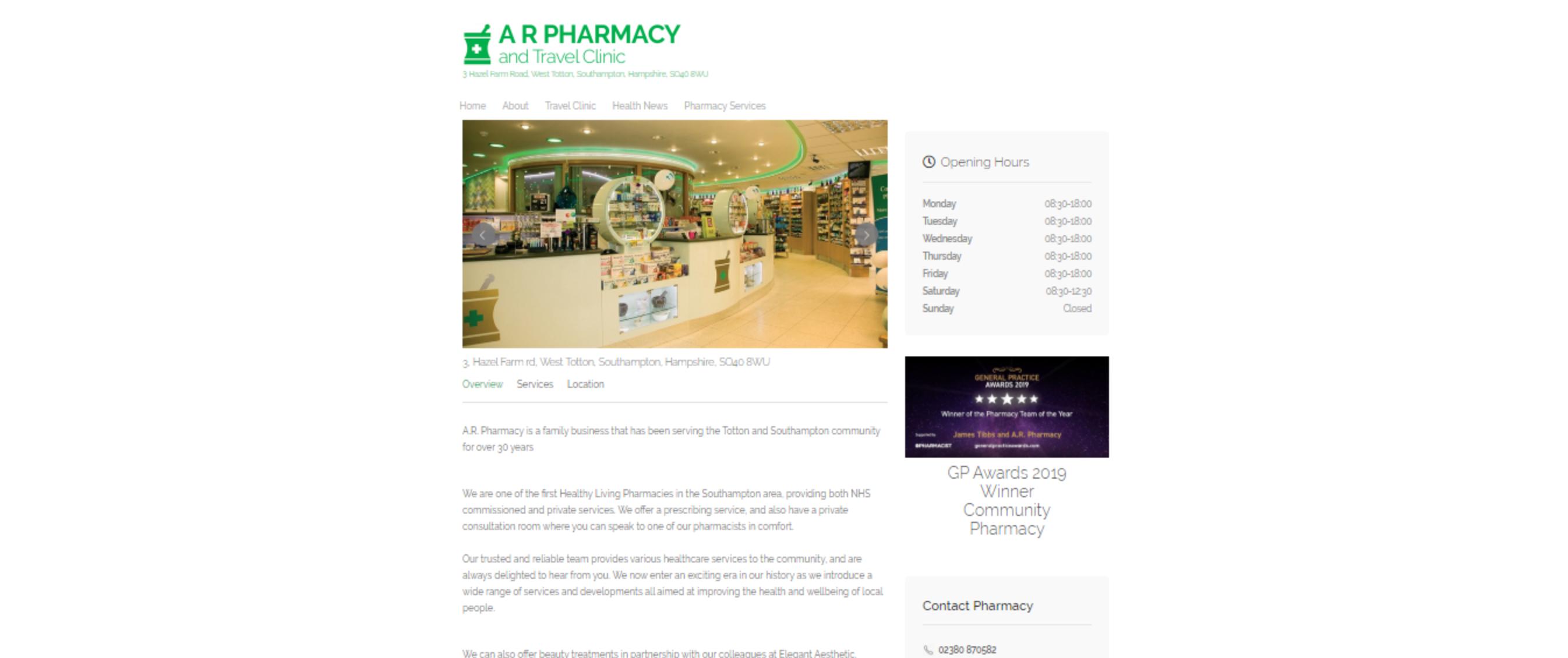 AR Pharmacy